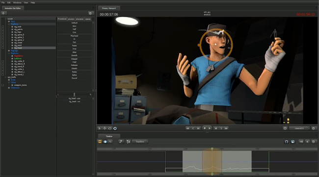 Editor de Video Source Filmmaker