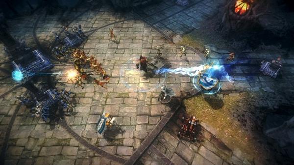 Guardianes de la Tierra Media: Game Play