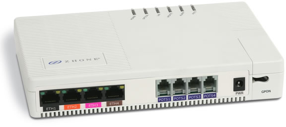Axtel X-tremo ZNID-GPON-2520
