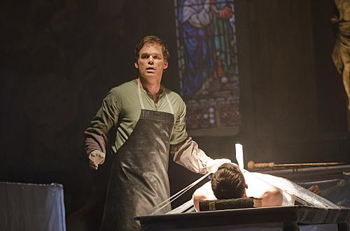 Nuevas aventuras para el asesino serial Dexter