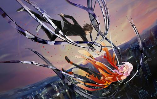 Shou pone en riesgo su vida para salvar a Inori