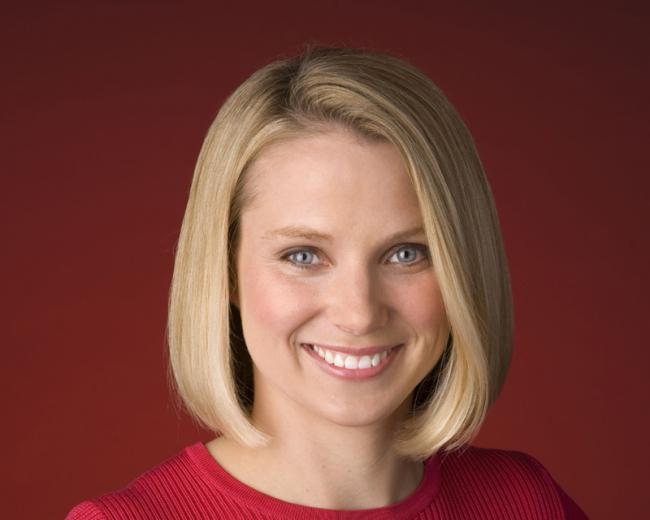 Marissa Mayer renuncio a Google y ahora es la mas alta ejecutiva de Yahoo
