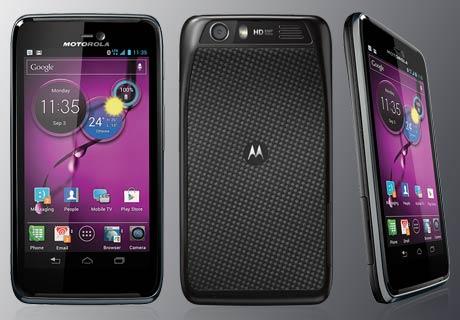 El nuevo Motorola está pensado para reproducción multimedia