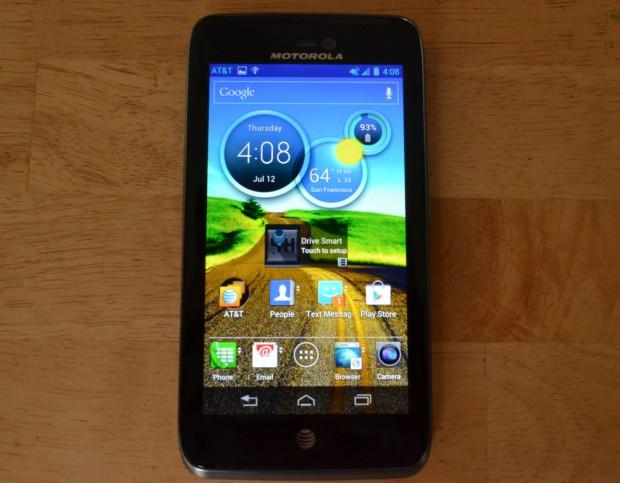 El nuevo smartphone de Motorola