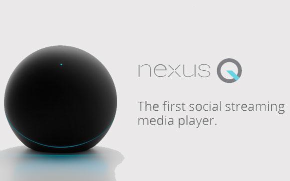 Nexus Q, el nuevo reproductor multimedia de Google