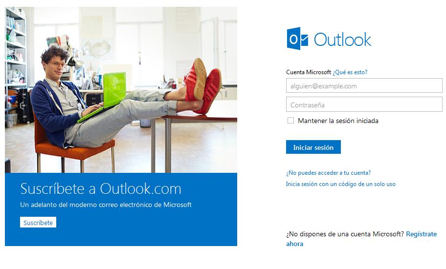 Outlook llega para reeplazar a hotmail