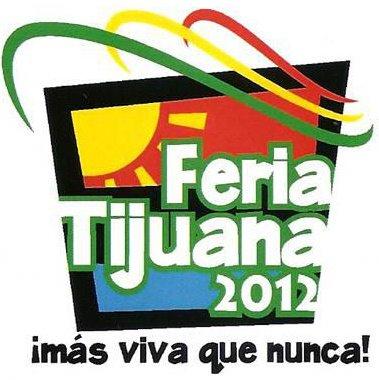 Logotipo Feria Tjuana 2012 ¡más viva que nunca!
