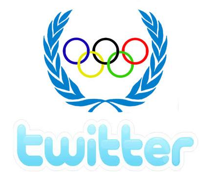 Twitter da problemas a la organizacion de los juegos