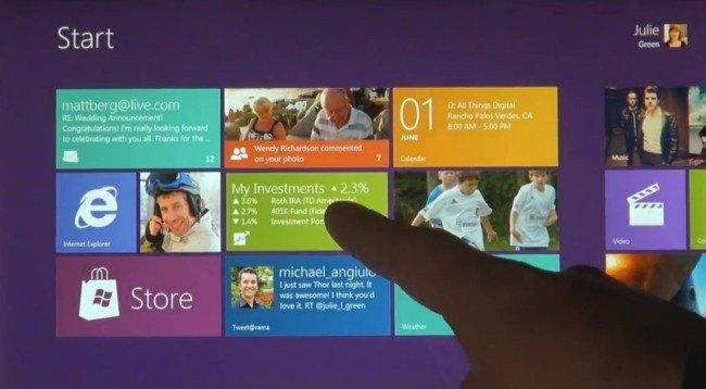 Microsoft ha rebautizado su interfaz metro