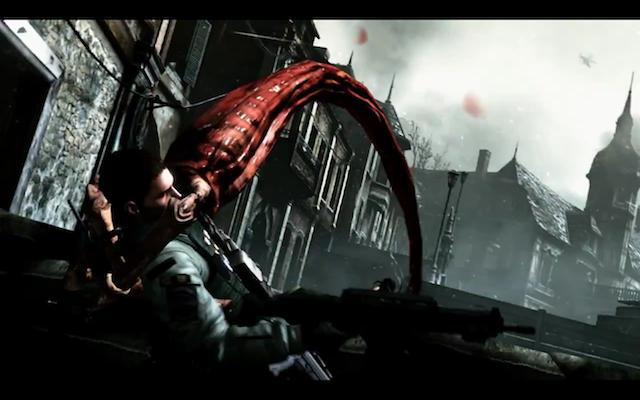 La introducción del nuevo Resident Evil 6