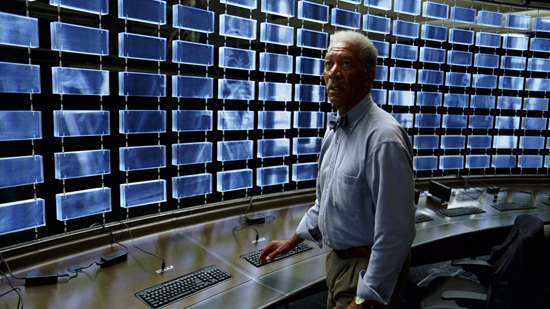 La tecnologia que hemos visto en las peliculas, comienza a volverse realidad