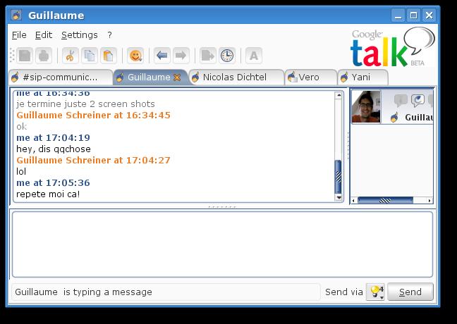 Programa de Chat