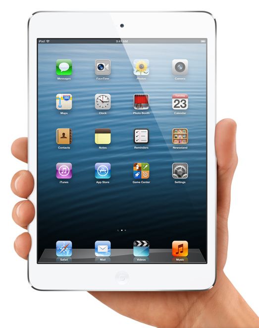Fecha Lanzamiento iPad mini en México aun no se confirma.