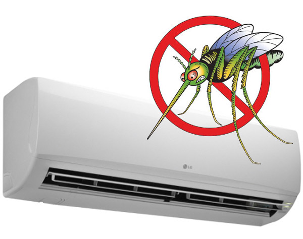 El nuevo LG Anti Mosquitos
