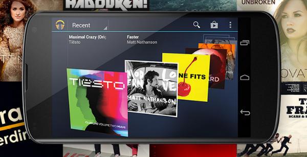 La reproducción multimedia es un eje del nuevo Nexus 4
