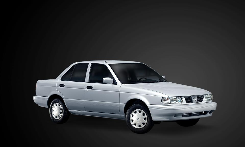 Nissan Tsuru uno de los autos más robados en México