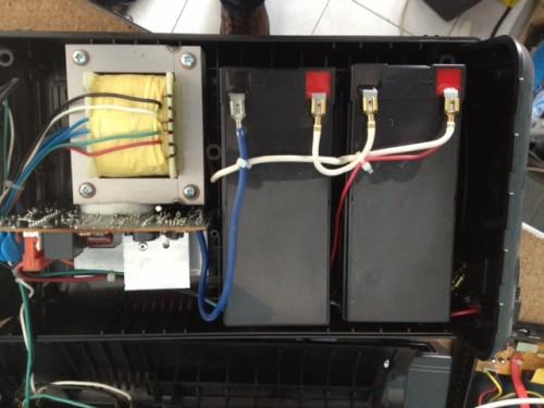 Como cambiar las baterias del Complet ERI-5-029