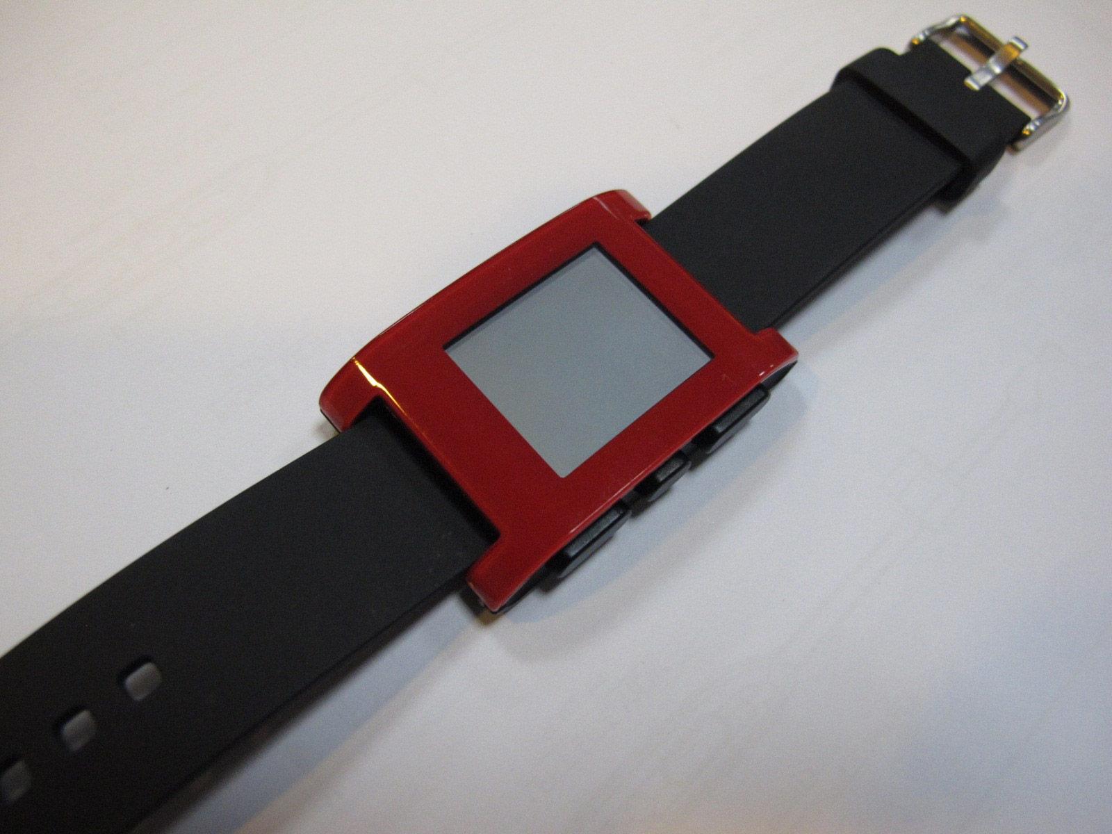 Pebble podrá conectarse con nuestro iPhone o teléfono Android