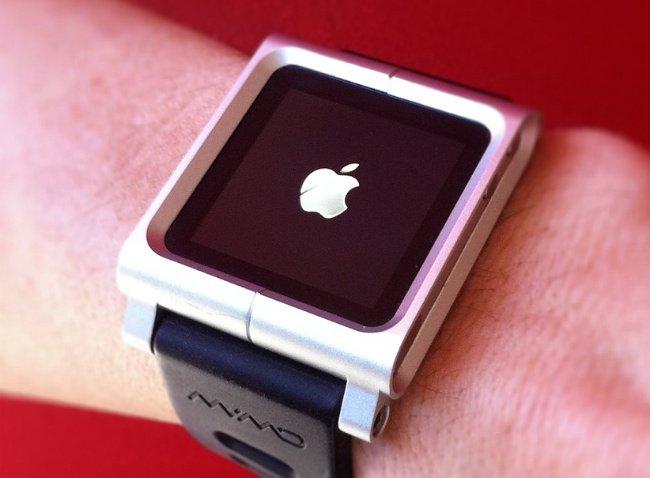El reloj inteligente de Apple, podría llegar al mercado, incluso mucho antes que las Google Glass