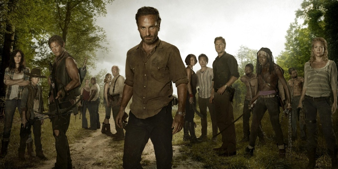 The Walking Dead cuarta temporada