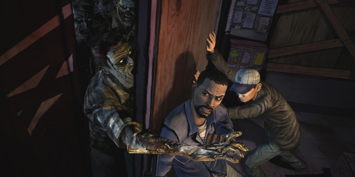 The Walking Dead, Episodio 1, a new day