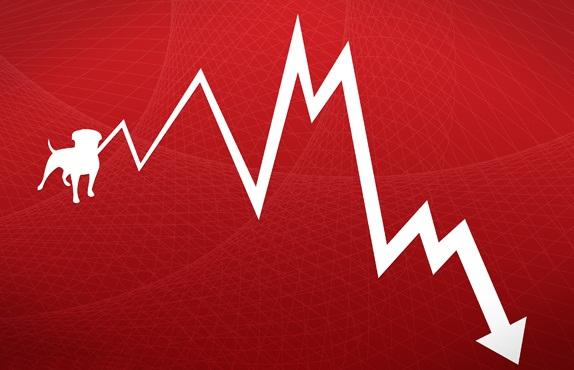 Las acciones de Zynga siguen cayendo estrepitosamente