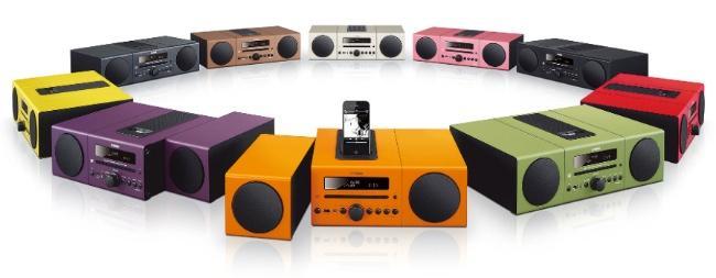 Sistema de audio de Yamaha, con soporte remoto en iOS