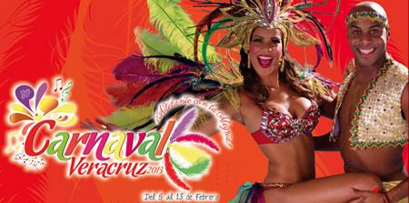 Artistas del Carnaval de Veracruz