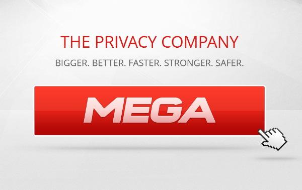Mega permite subir o descargar archivos, sin necesidad de estar registrado