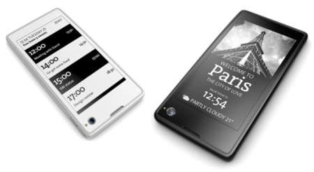 Yota, el telefono con doble pantalla
