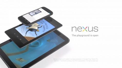Actualizacion a Android Jelly Bean en equipos Nexus