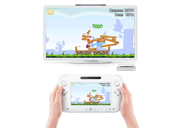 Angry Birds llegara pronto a las consolas de sobremesa de Nintendo