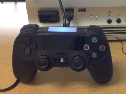 Posible control de la PS4 de Sony