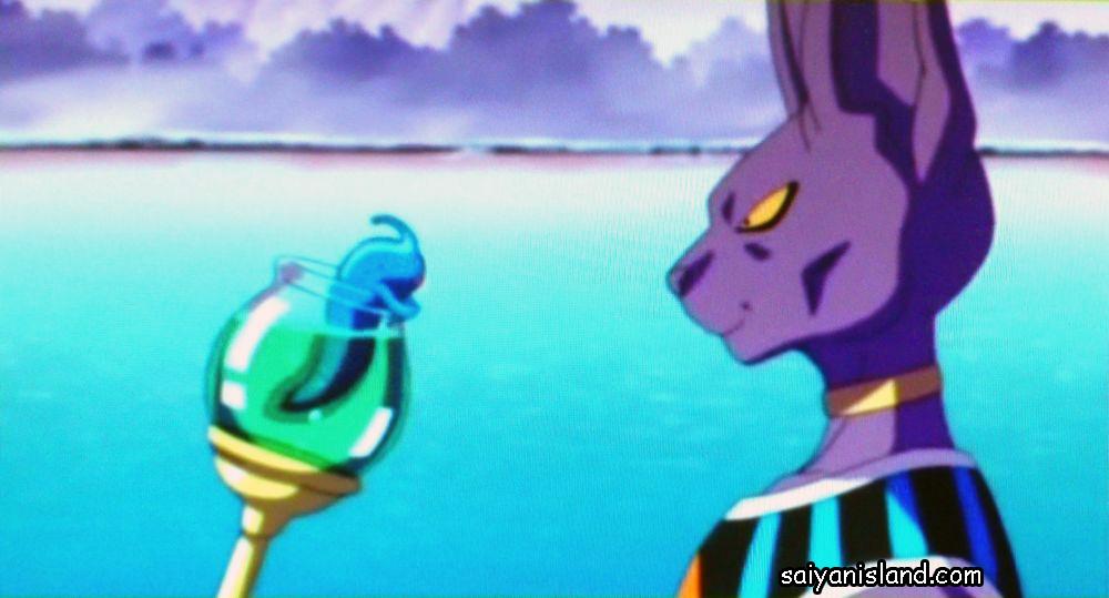 Barusu y el pez de la profecía