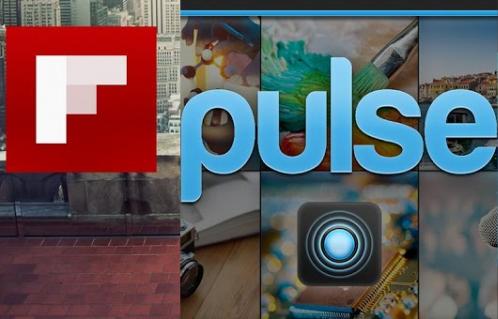 Flipboard y Pulse, dos de las mejores apps para leer noticias