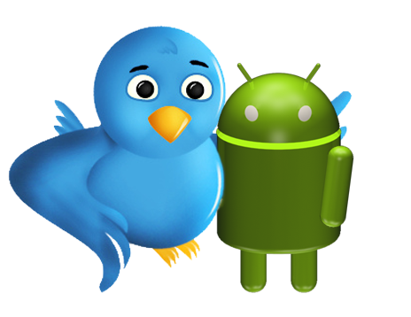Clientes de Twitter para Android
