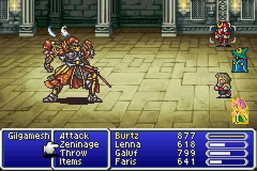 Final Fantasy V android 2