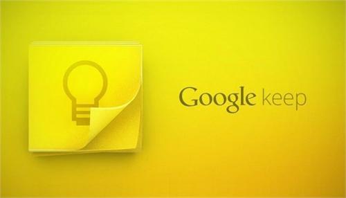 Google Keep(1)