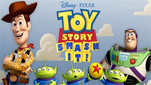 Toy Story Smash It!