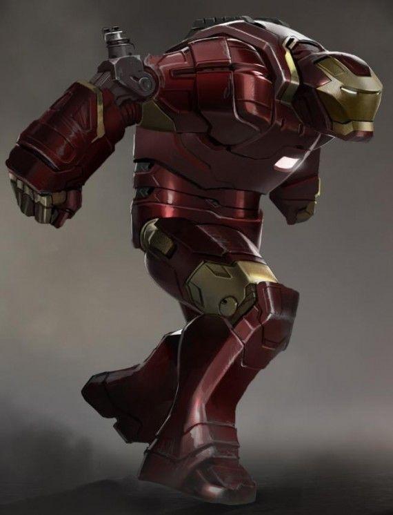 Armadura Hulkbuster