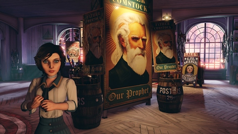 Uno de los múltiples escenarios del videojuego