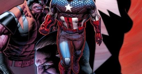 Tres siluetas que a los amantes de las historias de Marvel nos resultan familiares