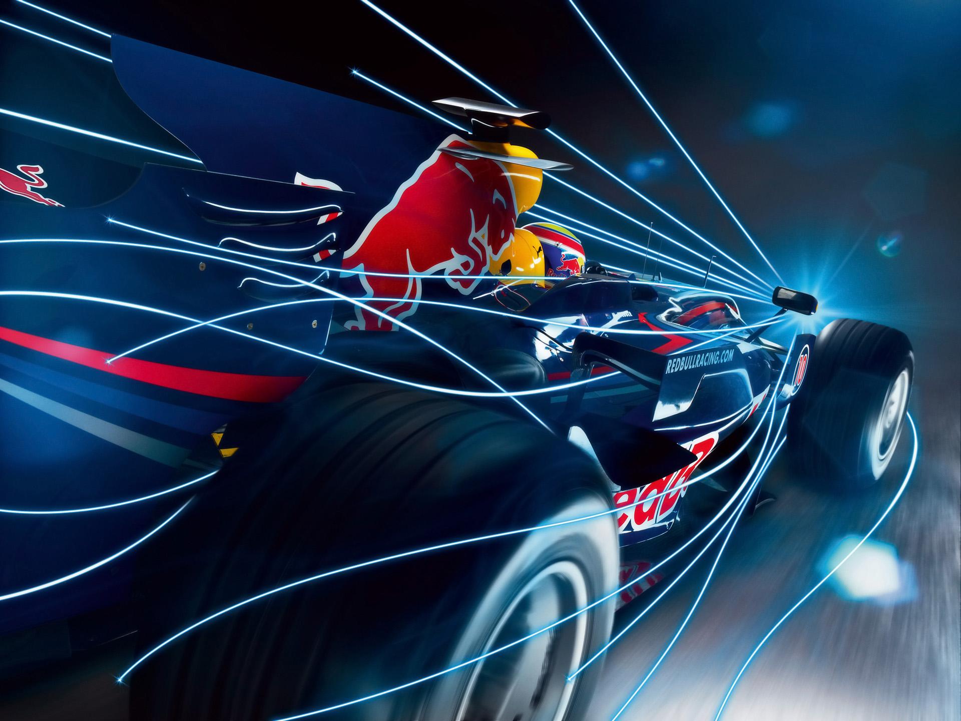La Fórmula 1 en 3 dimensiones