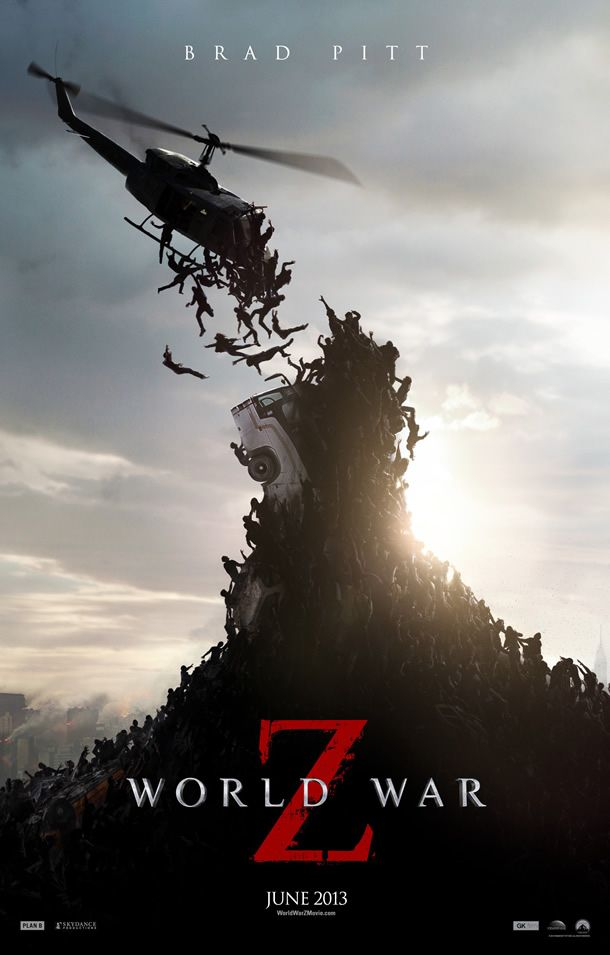 Poster de World War Z