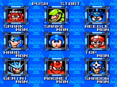 Personajes del Mega Man 3