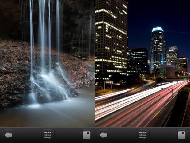 Slow Shutter Cam nos ofrece efectos en el iPhone, como si de una cámara DSRL se tratara