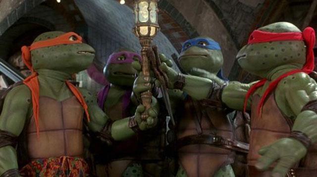 El estreno de la película de las Tortugas Ninja será el 6 de junio del 2014