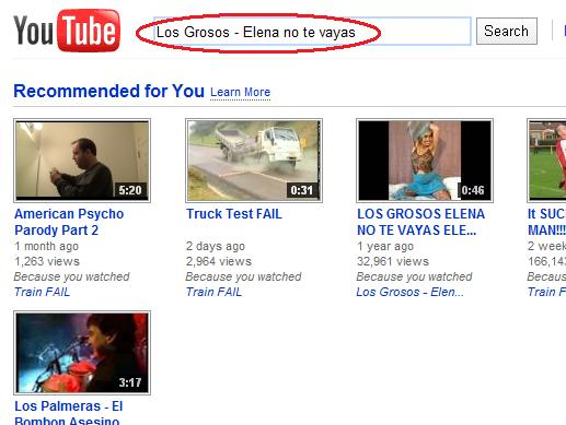 Aumentar Velocidad YouTube