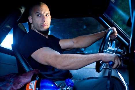 Vin Diesel, uno de los protagonistas de la saga