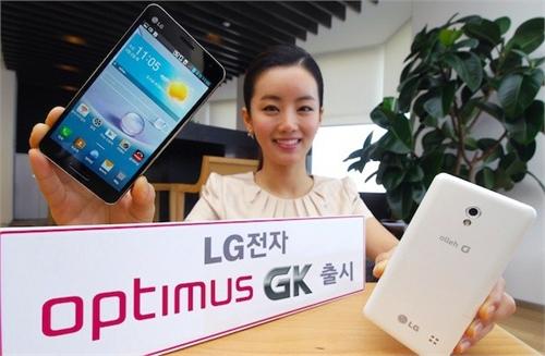 LG Optimus GK 1